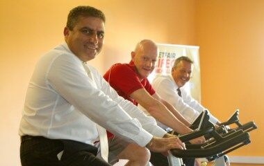IIG Bank Sponsors Lifecycle Challenge